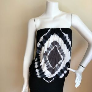 Young Fabulous & Broke Dresses - NEW Young Fabulous and Broke strapless maxi dress